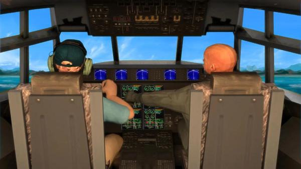 航空学校模拟器