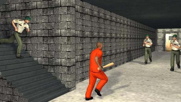 囚犯城市越狱