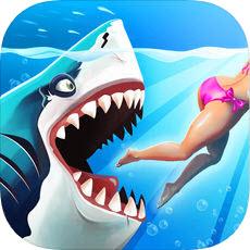 饥饿鲨世界高级破解版
